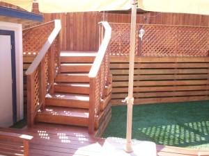 Backyard Deck 3
