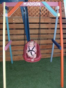 Swing for site
