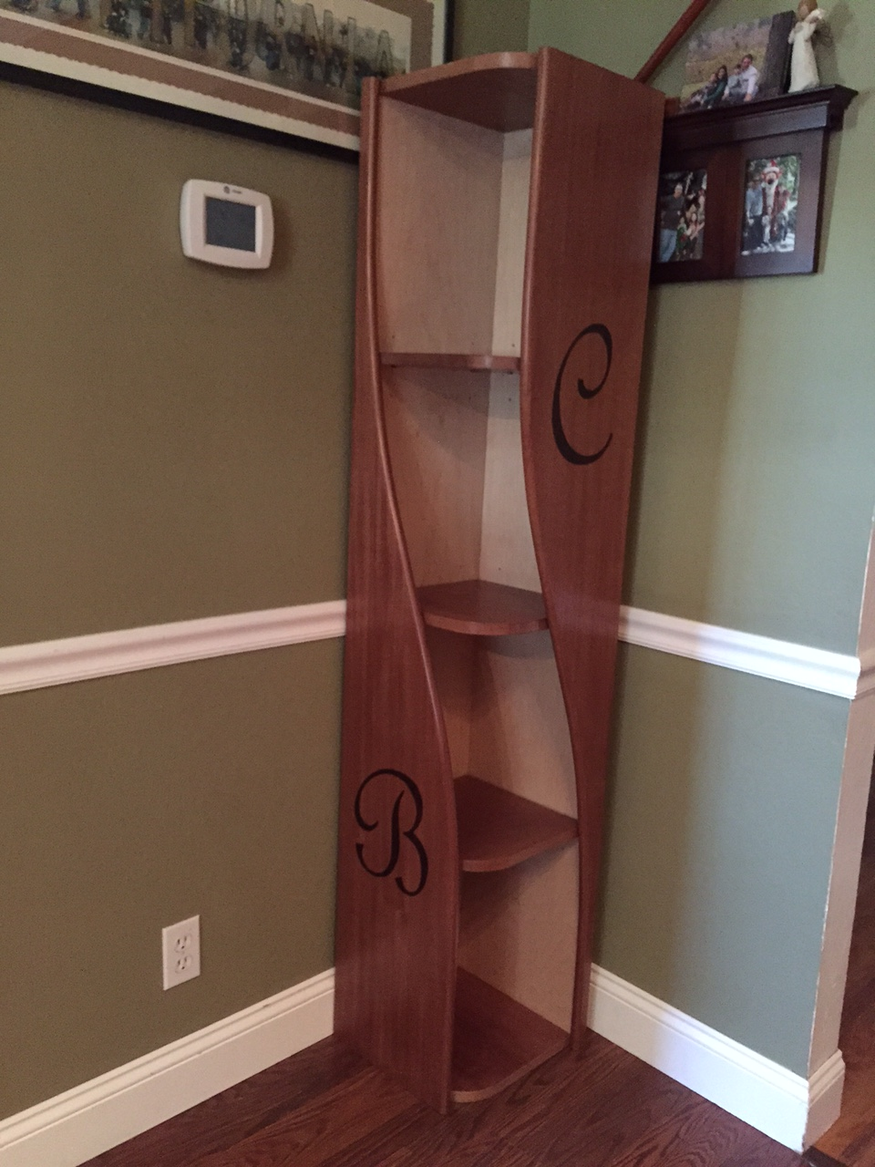 Bookshelves Woodwork By Woodbeck