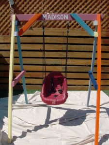 Swing for Site 1