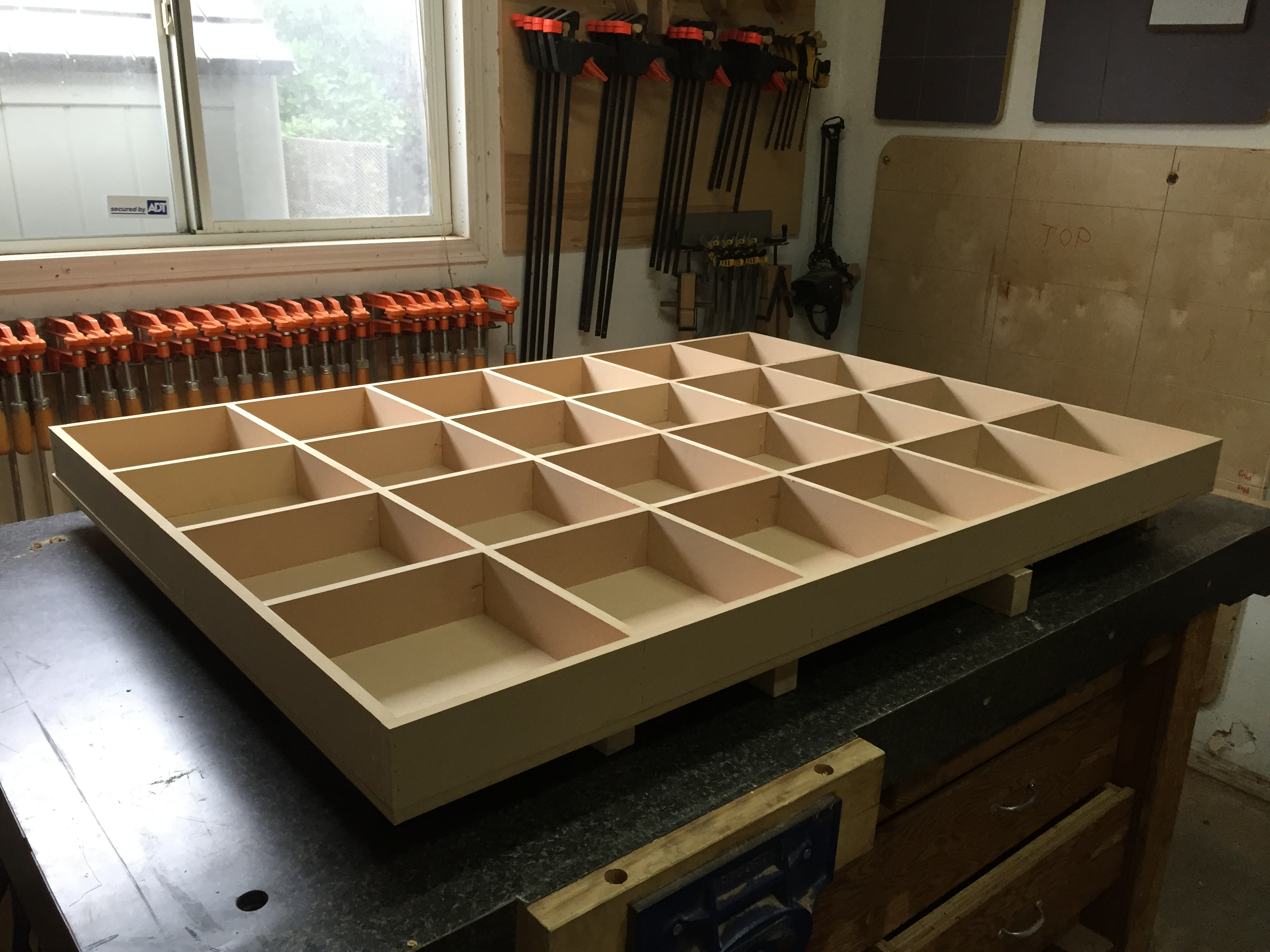 Torsion Box Woodwork By Woodbeck