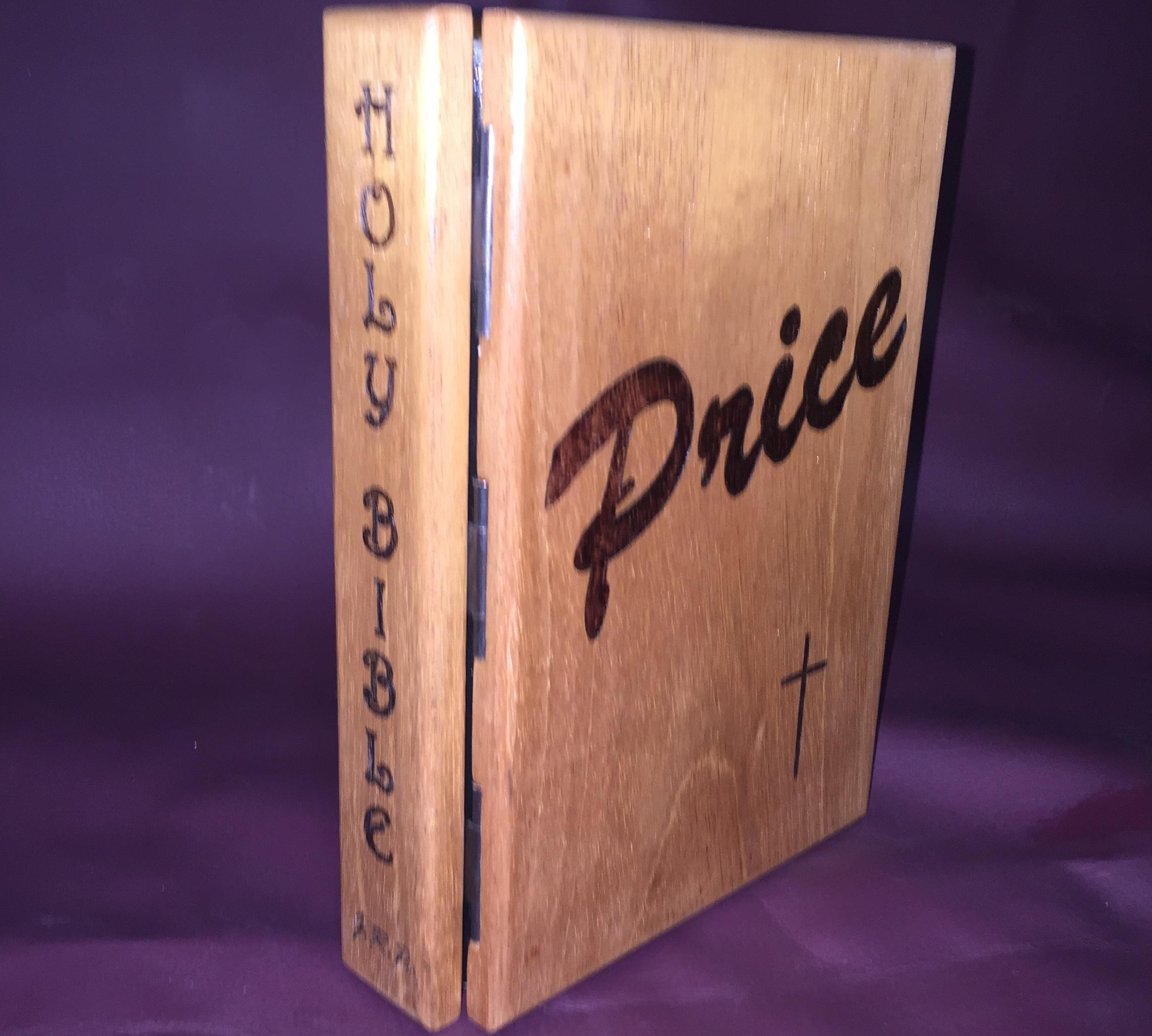 Wood Bible