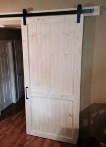 Interior Barn Door Woodwork By Woodbeck
