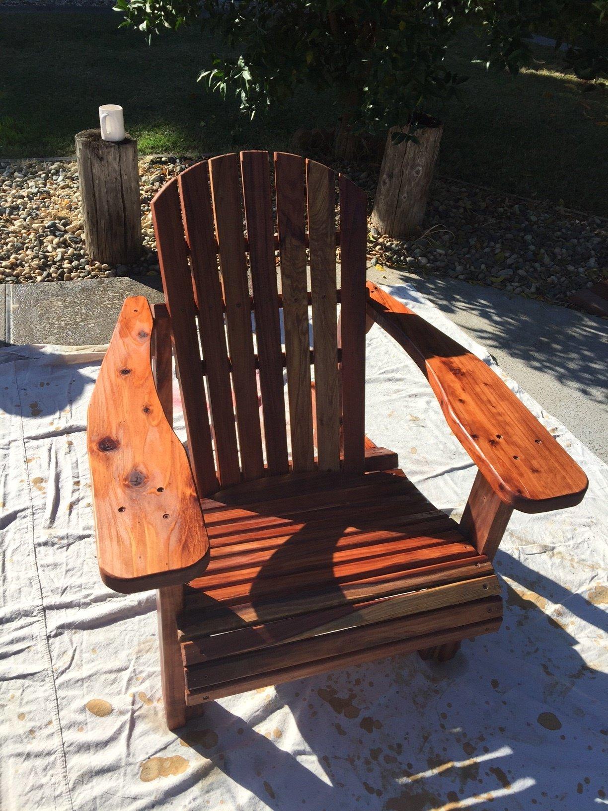 Adirondak Chairs